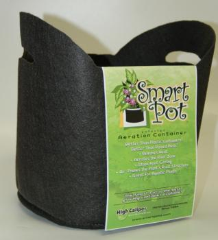 "7 Gallon Smart Pot w/ Handle 14""x 10.5"""
