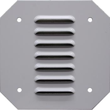 Small Convertible Reflector™ Louvered Plate