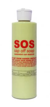 Sap Off Soap (SOS), 8oz