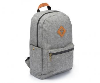 Revelry Supply The Escort Backpack, Crosshatch Grey