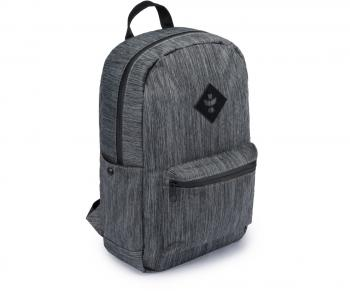 Revelry Supply The Escort Backpack, Striped Dark Grey