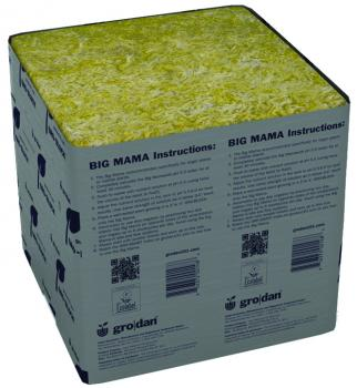 Big Mama 8x8x8, case of 18