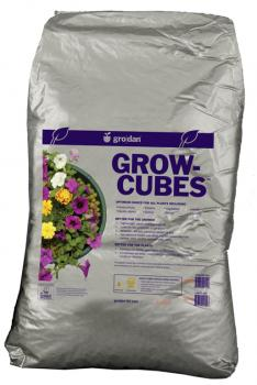 Grodan Mini Cubes, 1 cubic foot bag, case of 6
