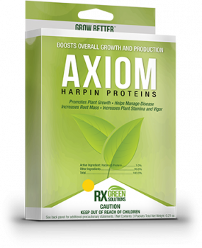 AXIOM Harpin Proteins Growth Stimulator 3pc - .5g packets