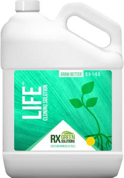 Rx Green Solutions  Life Cloning Solution, 1 gal