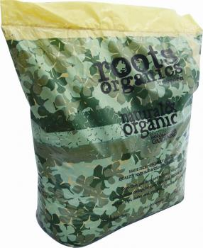 Roots Organic Potting Soil  Mini .75 cu ft.