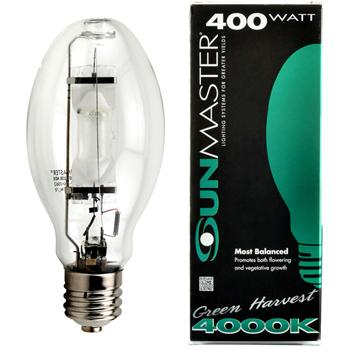 400w Green Harvest U Metal Halide Lamp