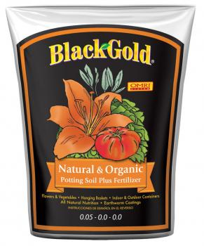 Black Gold All Organic, 1.5 Cubic Feet