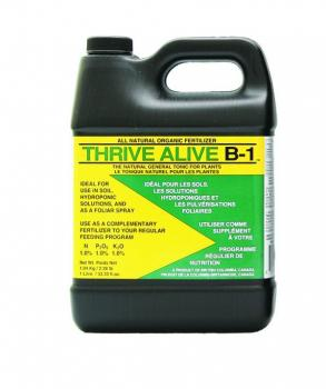 BC THRIVE ALIVE 20 Liter / 5 Gallon (GREEN LABEL)