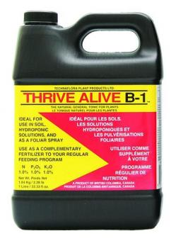 BC THRIVE ALIVE 4 Liter / 1 Gallon (RED LABEL)