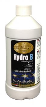 Gold Label Nutrients Hydro B, 500 ml