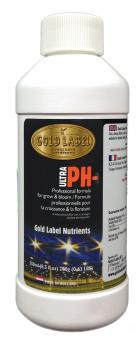 Gold Label Nutrients Ultra PH-, 250 ml