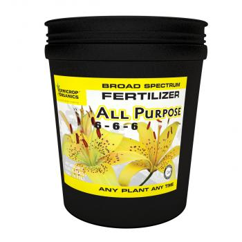 All Purpose 6-6-6 Broad Spectrum Fertilizer, 5 gal