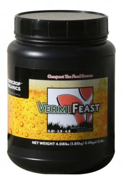 VermiFeast Jar, 85 oz