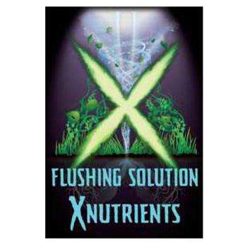 X Nutrients Flushing Solution 5 Gallons