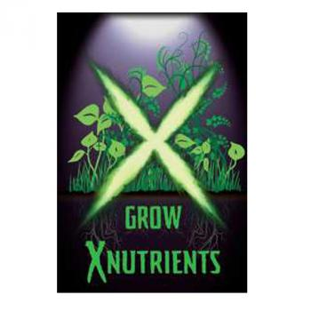 X Nutrients Grow Quart