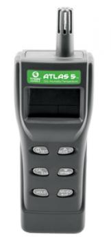 Atlas 5 – Portable handheld CO2, Temperature and Humidity monitor