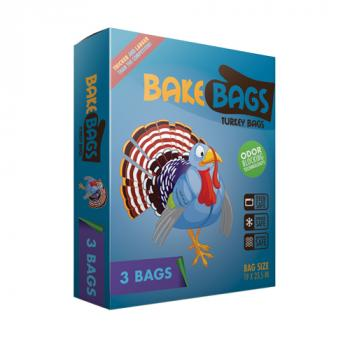 Bake Bags Turkey Bags (3 Bags)