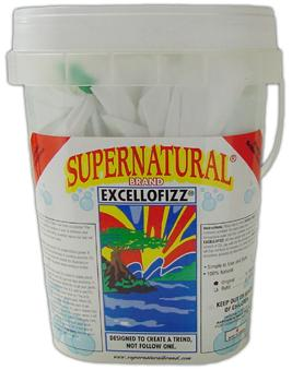 Supernatural ExcelloFizz. 50 tablets