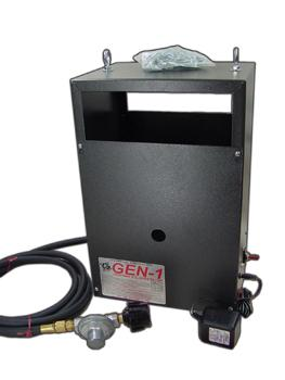 Gen-2 Liquid Propane CO2 Generator.