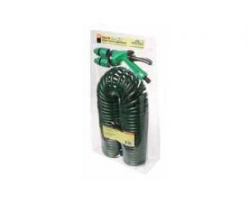 Watering Kit w/ 50 ft. Coiled Hose