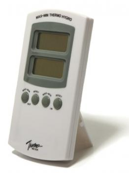 Active Air In-Out Therm. w/ Hygrometer