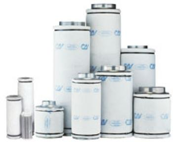 CAN-FILTER CAN 9000, w/Pre-Filter Without Flange