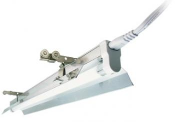 "Single T5 Fixture with Tube 48"" - 54W"