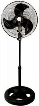 Commercial Pedestal Fan 18""