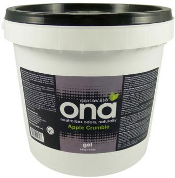 Ona Gel Gallon Bucket - Apple Crumble