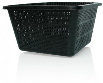 "9"" Square Basket, bag of 24"