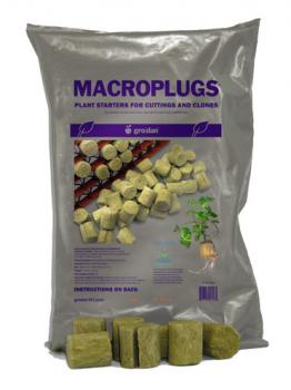 Grodan Macroplugs - Bag of 50
