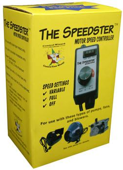 The Speedster Motor Speed Controller.