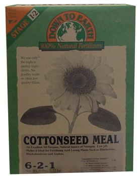 Cottonseed Meal. 6 lb