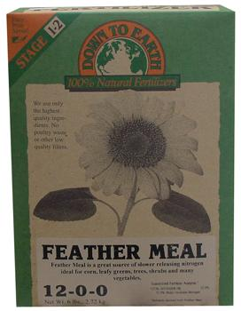 Feather Meal. 6 lb
