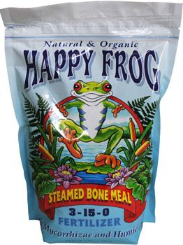 Fox Farm Happy Frog Steamed Bone Meal
