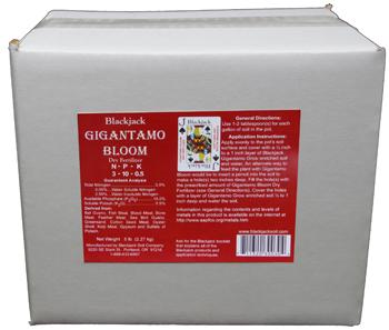 Gigantamo Bloom. 5 lb