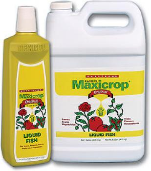 MAXICROP® FISH 5.0-1.0-1.0 - GALLON (6/CASE)