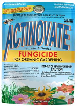 Actinovate Lawn and Garden, 2 oz - CA ONLY - No USPS shipping