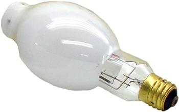 400w 4K Metal Halide Coated Lamp (Base Up Burn).