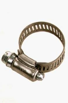 "HOSE CLAMP 46-70MM OR 1-13/16"" - 2-3/4"""