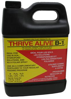 Thrive Alive Red. 1 Liter