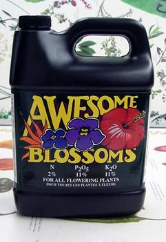 Awesome Blossoms. 1 Liter