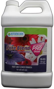 Pure Blend Pro Soil Bloom. 1 Gallon