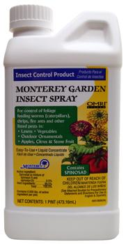 Monterey Garden Insect Spray (16 oz)