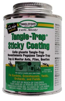 Tangle-Trap Sticky Coating. 8 fl oz