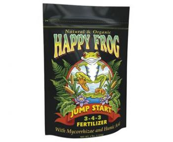 FOX FARM HAPPY FROG® JUMP START 3-4-3 - 4 LB BAG (8/CASE)
