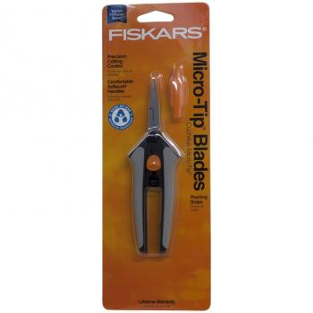 Fiskars MicroTip Softouch Shears