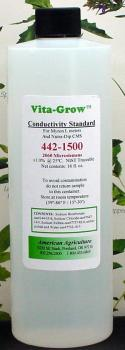 1500 PPM Buffer Solution. 16 fl oz