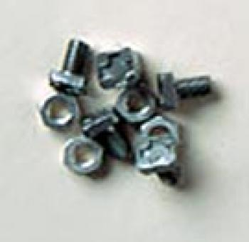 Nuts & Bolts Package of 10